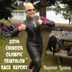 2014 Chinook Olympic Triathlon Race Report