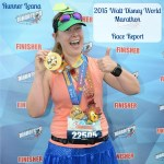 Race Report: 2015 Walt Disney World Marathon