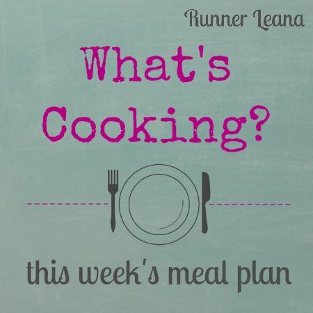 Runner Leana Meal Planning