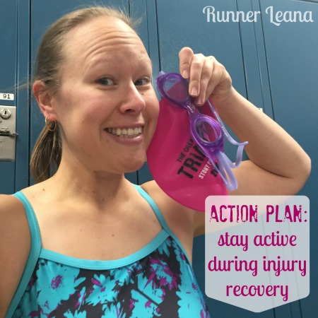 action plan - stay active during injury recovery