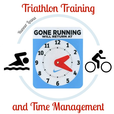 Triathlon Training and Time Management - tips and trick from a 3 x Ironman finisher on how you can fit in training with work and a personal life. via Runner Leana
