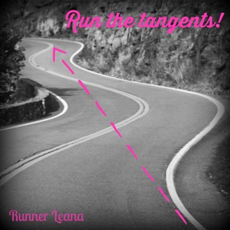 run the tangents