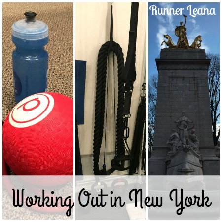 Working Out in New York