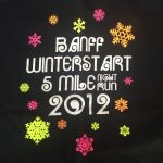 2012 Banff Winterstart 5 Miler Race Report