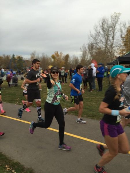 MEC Calgary Half Marathon
