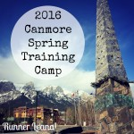 2016 Canmore Spring Training Camp