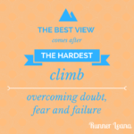 Overcoming Doubt, Failure and Fear