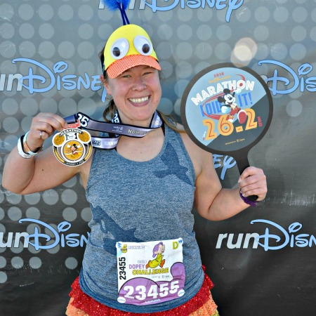 2018 Dopey Challenge Race Report: Marathon