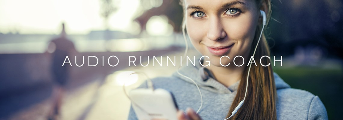Audio Running Coach