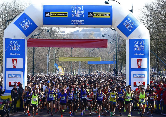 Semi-Marathon de Paris : mieux mais…