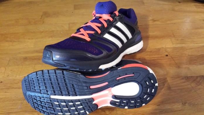Adidas Sequence 7 Boost : idéales pour les longues distances