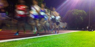 l'entrainement fractionné en running, la vma sur la piste