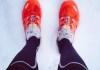 Chaussure de trail running salomon s-lab sense ultra 3, ideale pour courir dans la neige