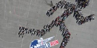 wings for life wolrd run, une course solidaire autour du monde