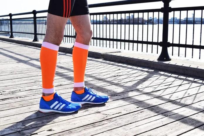 les manchons de compression en running, intéret pour la course à pied