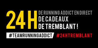 24h tremblant running addict