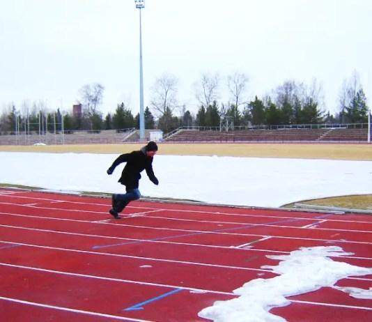 Ma première compétition : La dure loi de la course