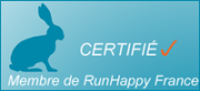 Blog certifié Run Happy
