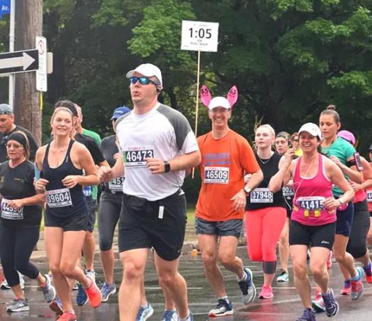 Comment courir 10km en compétition ?