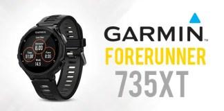 Garmin Forerunner 735XT : Montre de Triathlon
