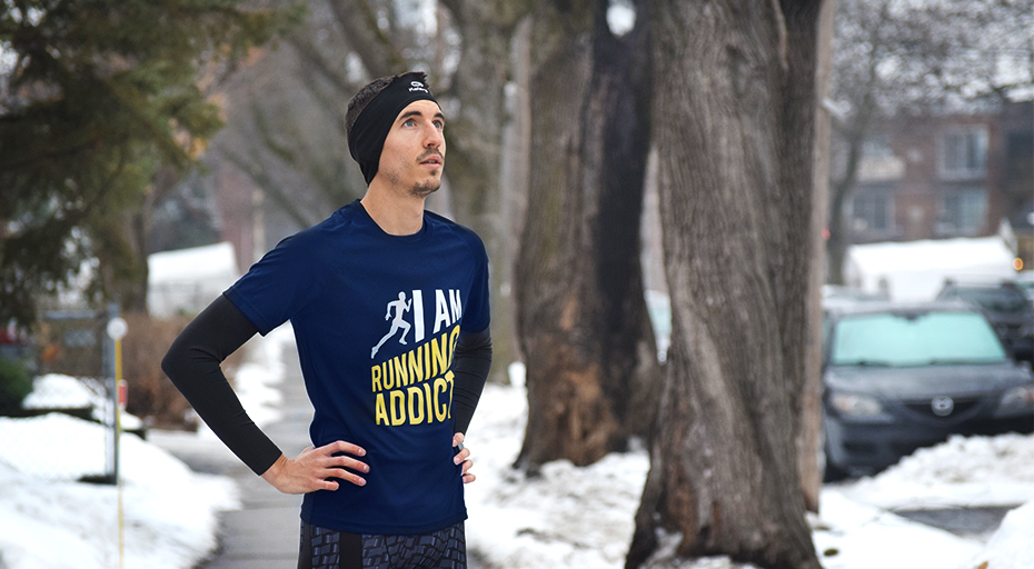 Un nouveau t-shirt Running Addict exclusif ?