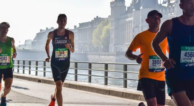 mon marathon de paris 2017