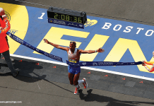 Qualification pour le Marathon de Boston : Le graal !