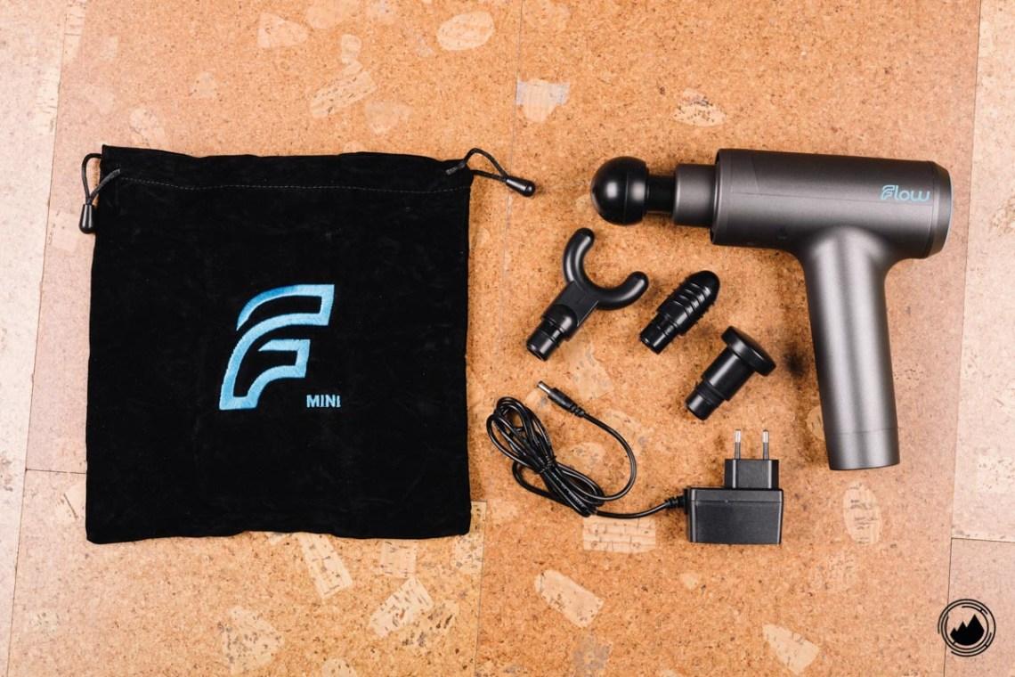 Flowtech Mini Massagepistole