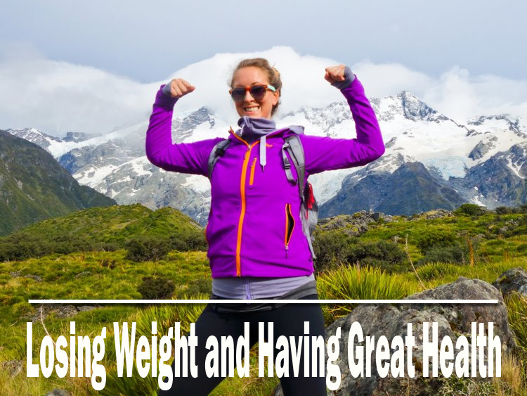 By Losing Weight and Having Great Health, Your Achievements Are Productive
