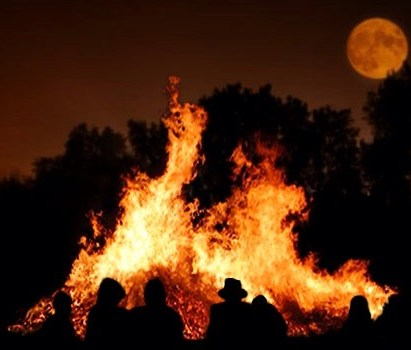 Burning Nomads