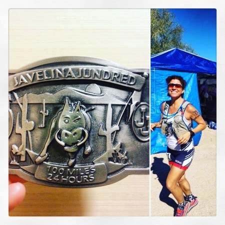 Javelina Jundred Race Report