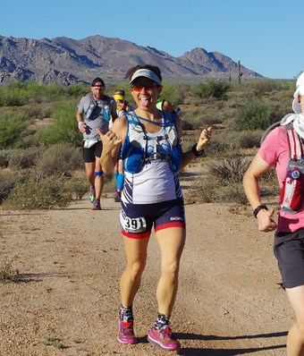 Attitude of Gratitude: 2015 Javelina Jundred Race Report