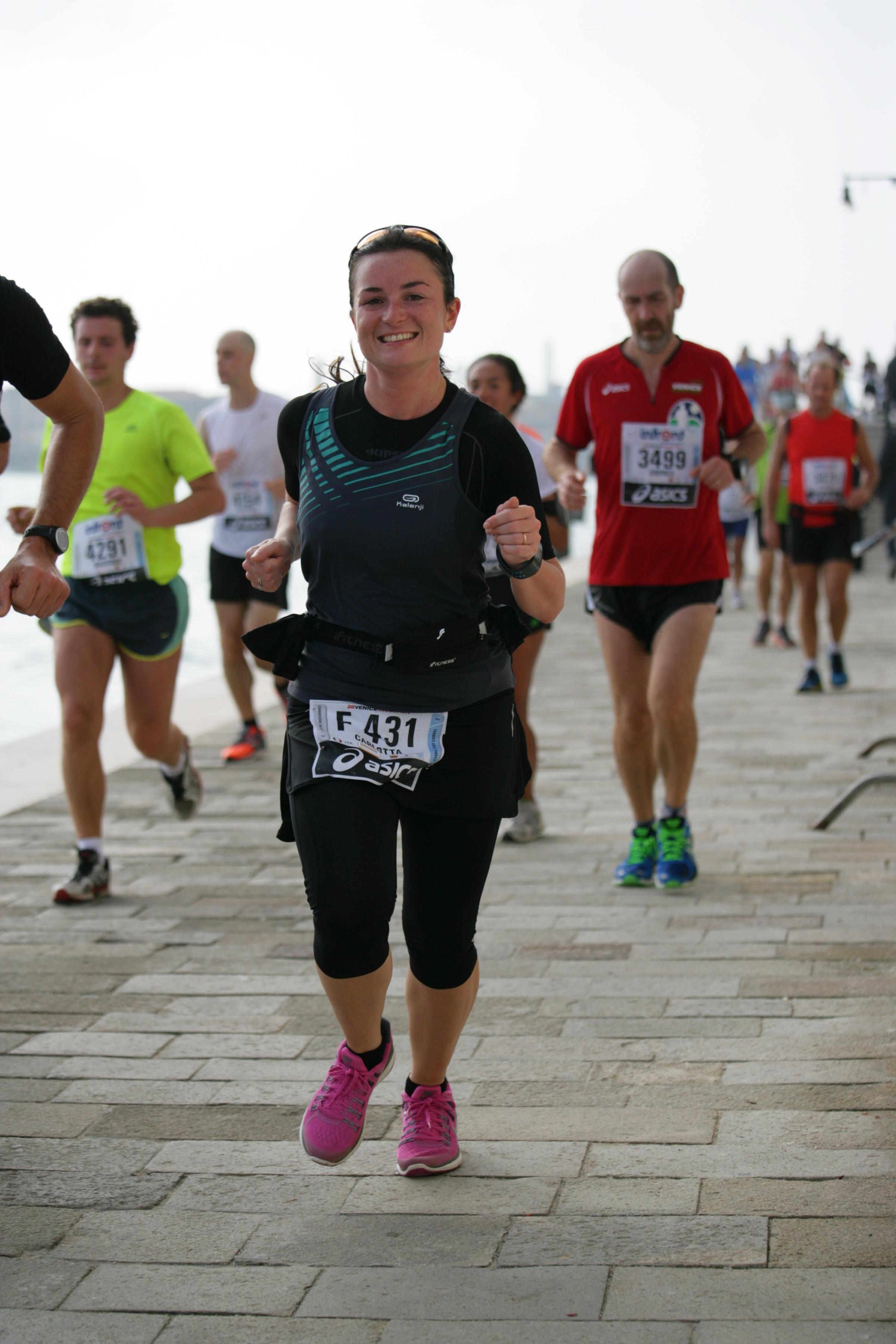 Running e salute: body manager cercasi