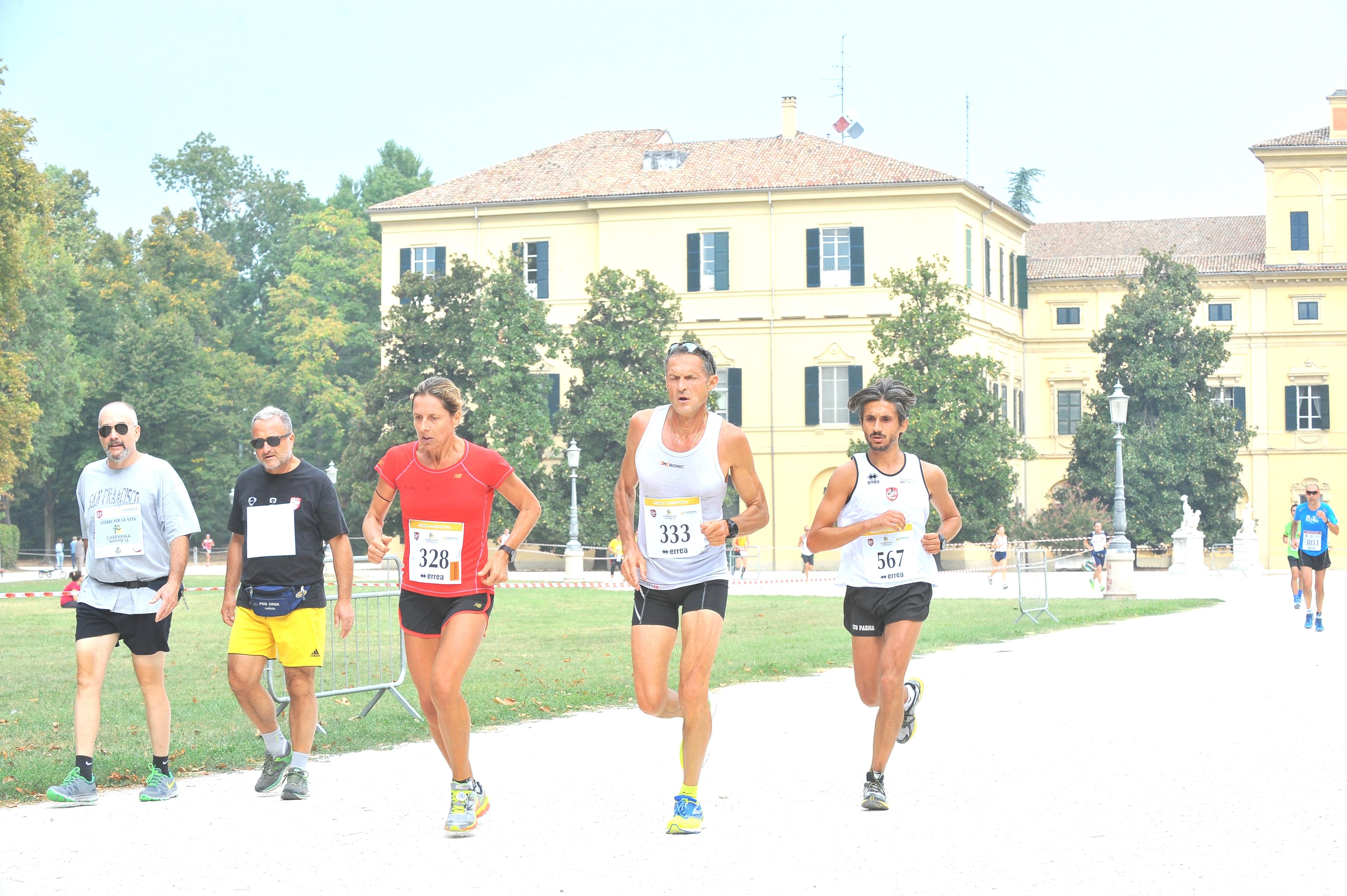 DALLA CARIPARMA A NIZZA: 30km verso la Marathon Des Alpes Maritimes