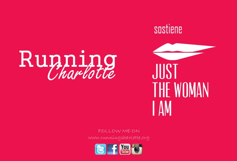 Noi abbiamo deciso di non mancare: RunningCharlotte presents The PinkCharlotte Team