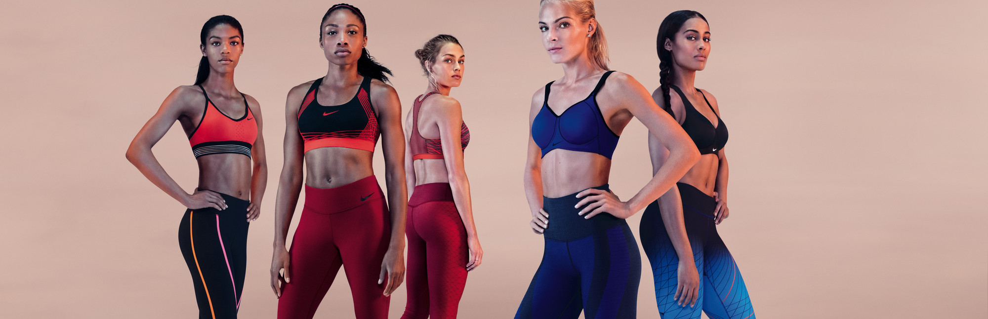 NEWS! Nike lancia la nuova PRO Bra Collection