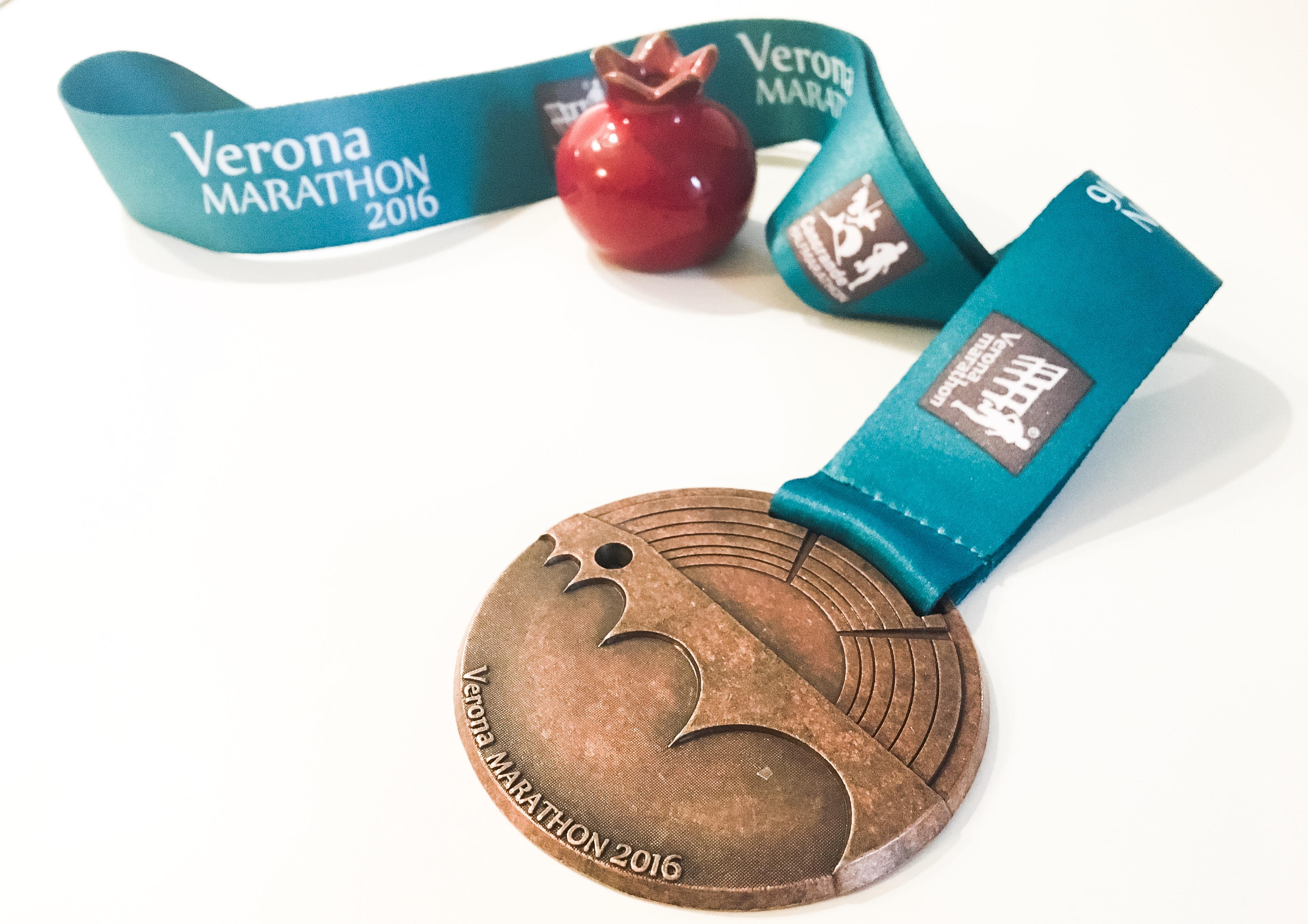 La Maratona è una storia d'amore: Verona Marathon