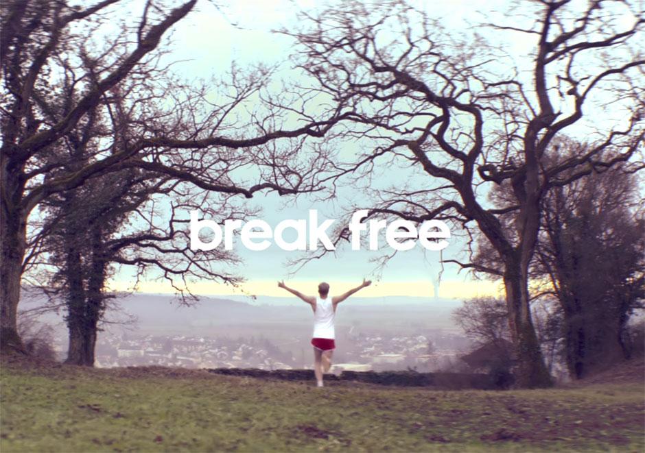Break Free – il video che tutti vorrebbero aver girato