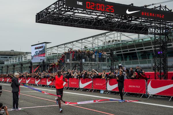 BREAKING2: l'arte della maratona
