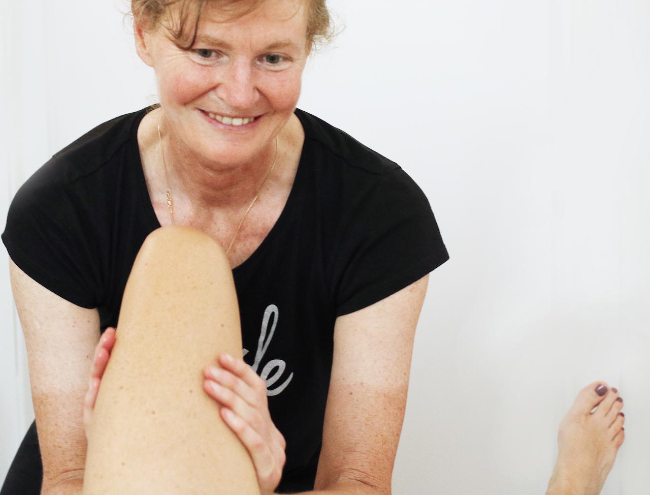 Da chi mi faccio massaggiare? La rubrica di Jutta