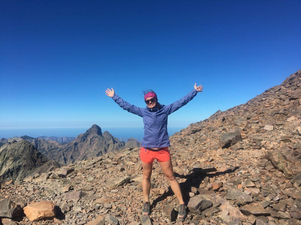 GR20 – terza tappa, da Asco a Col de Verghio