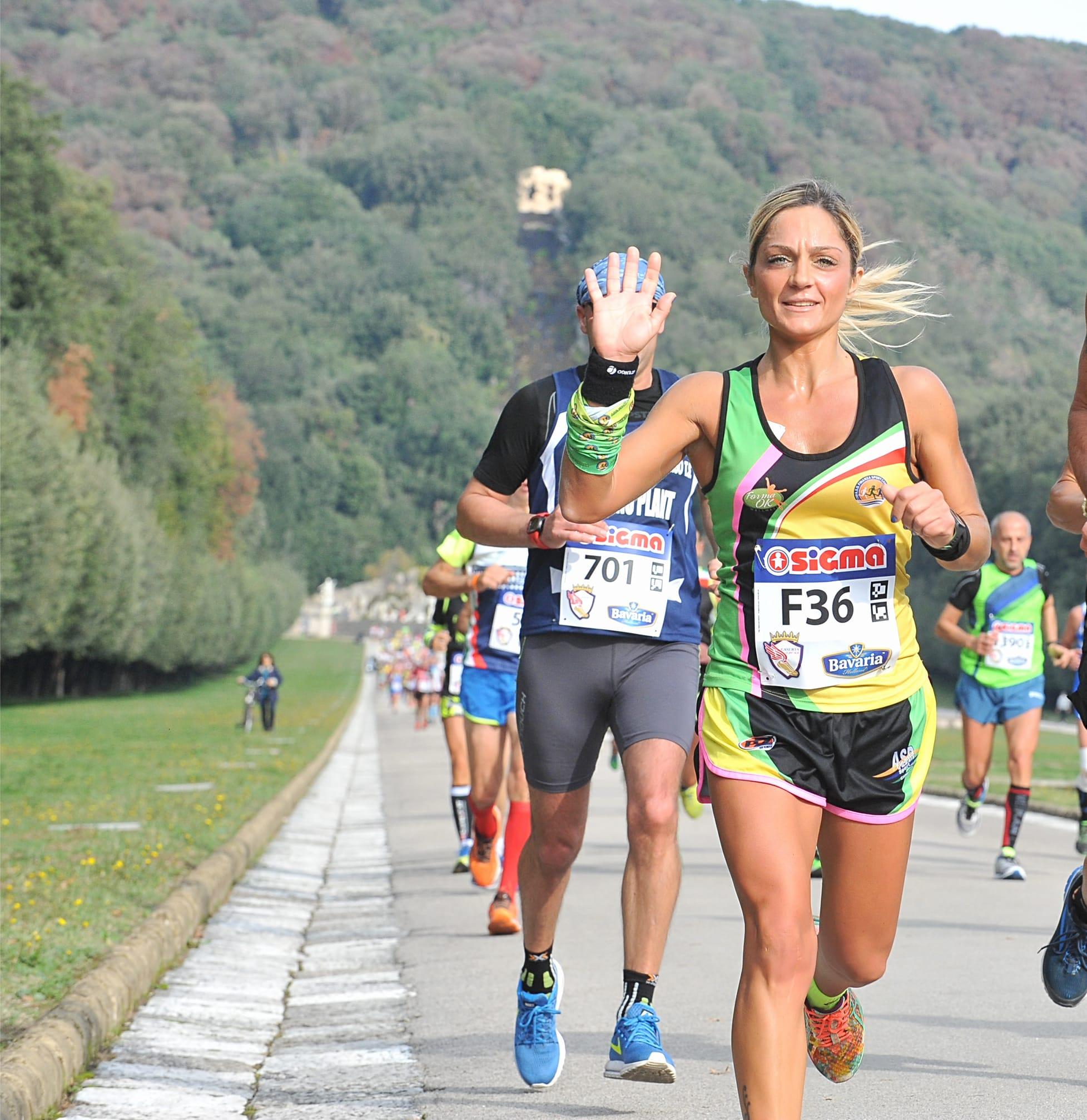 La Storia di Katiuscia – Una Principessa alla EA7 Milano Marathon