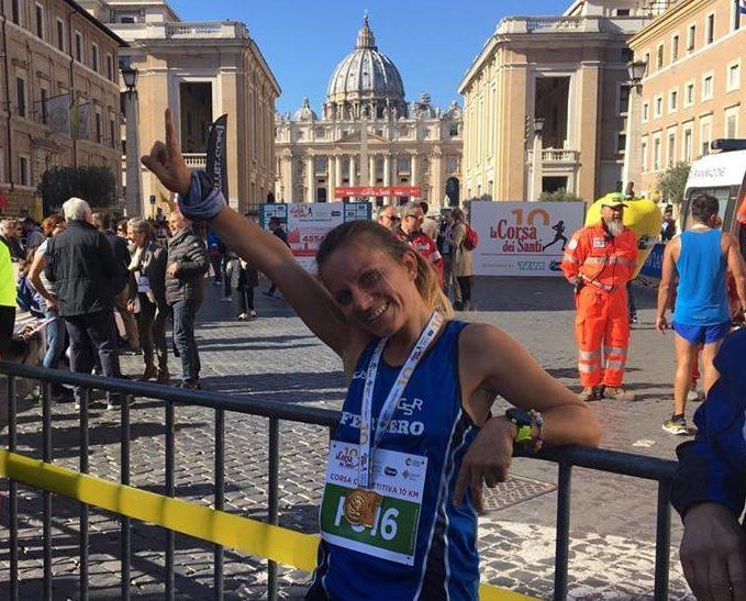 La Storia di Ilaria – Una Principessa alla EA7 Milano Marathon