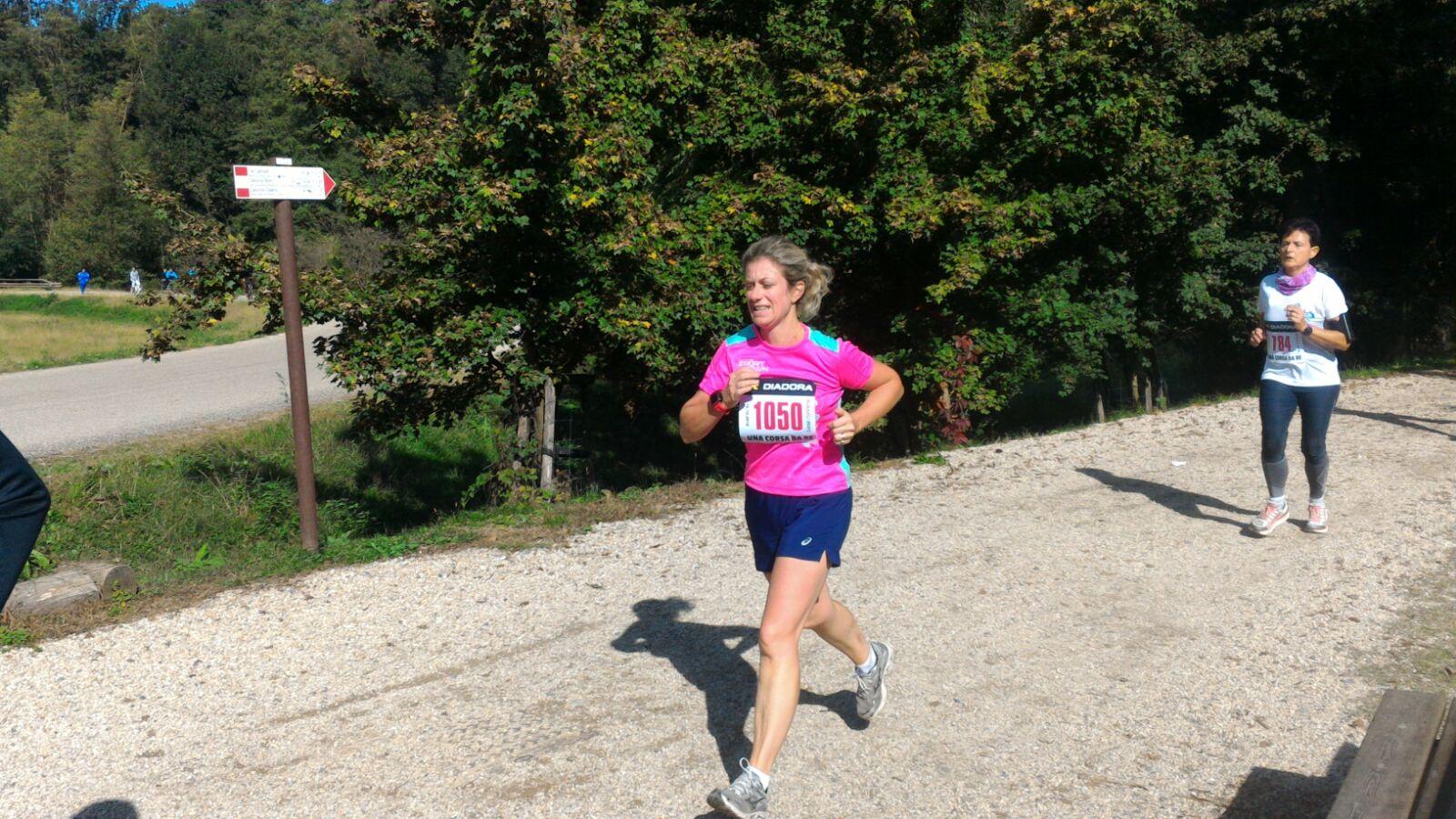 La Storia di Monja – Una Principessa alla EA7 Milano Marathon