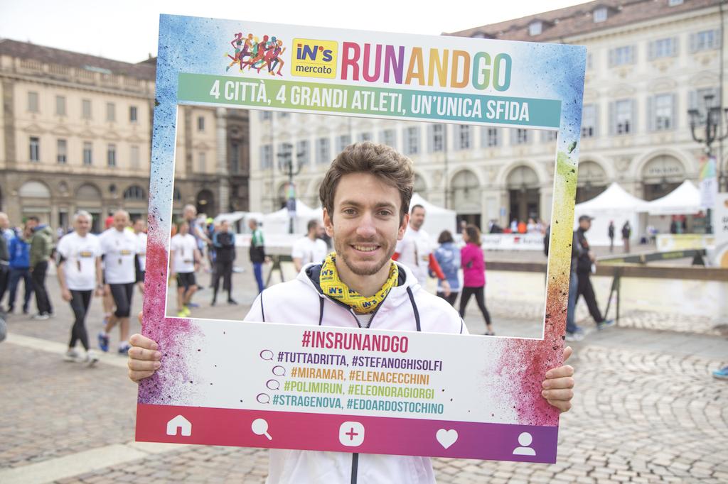 Alla Tuttadritta con il team iN's RunAndGo di Stefano Ghisolfi