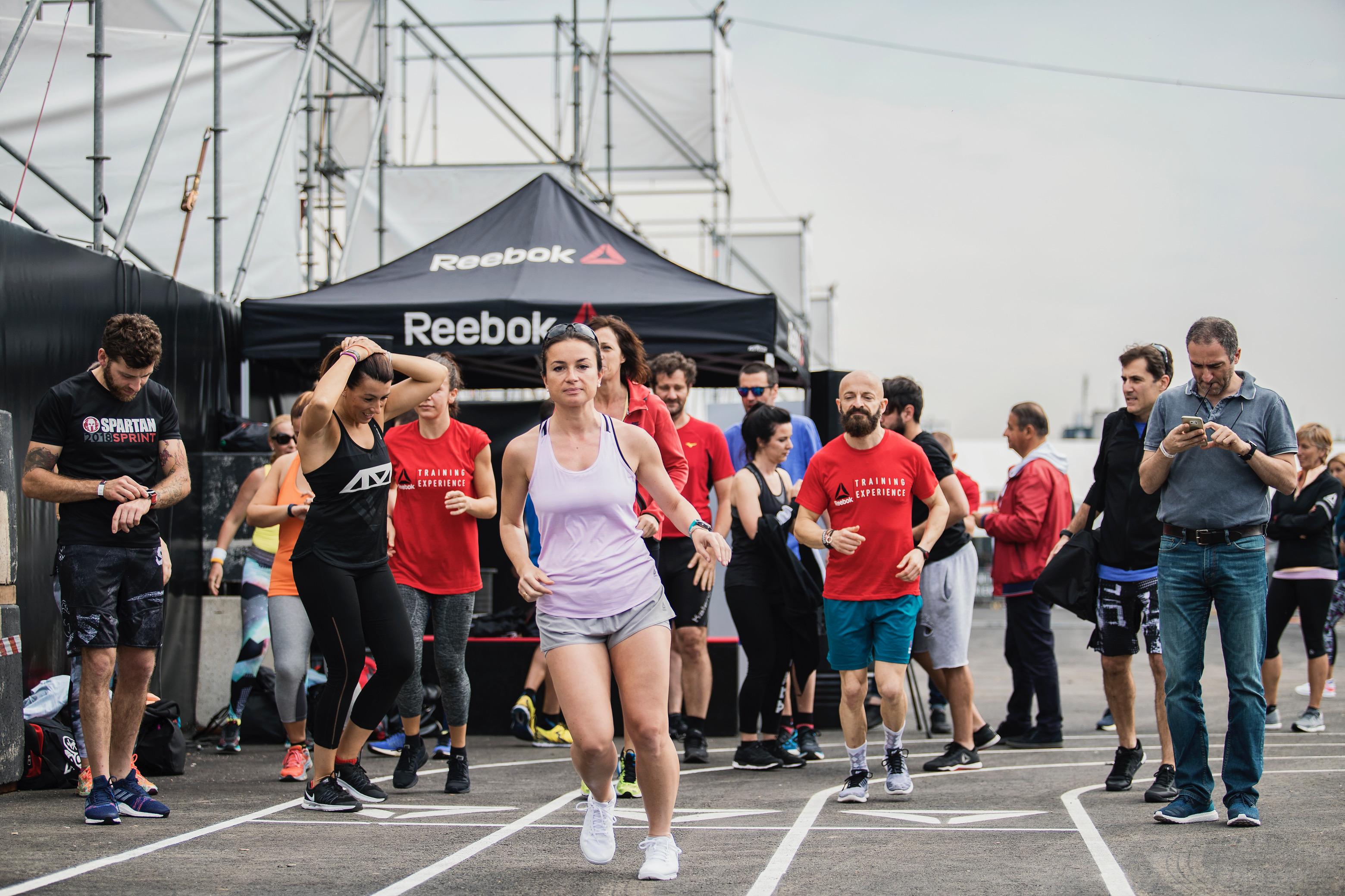 Reebok Training Experience: running e molto di più