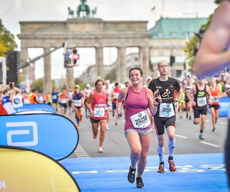La Maratona della maturità. Berlin Marathon 2018