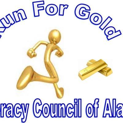 2018 Run for Gold Logo