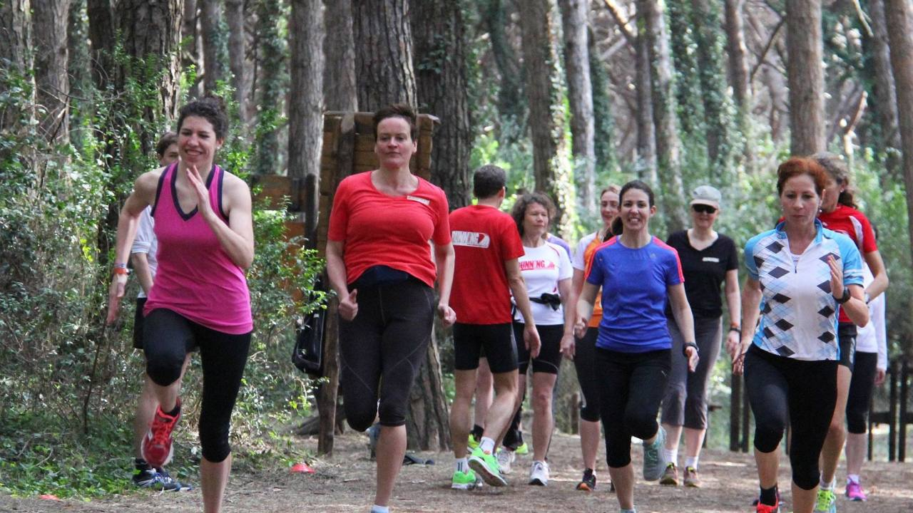 RUNNING Company Toskana Laufcamp 2016 Speed Training