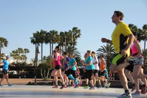 RUNNING Company Lanzarote Laufreise
